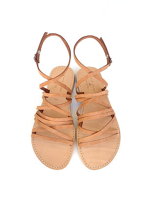 MAYA SANDALS SUEDE GINGER - SUMMER 2020