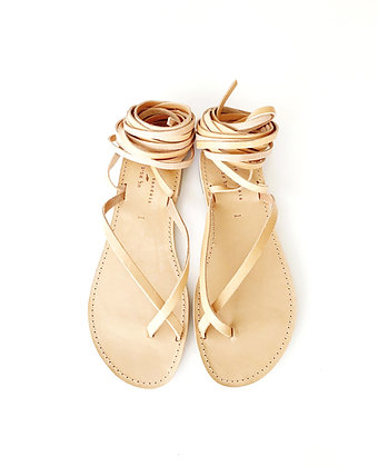 ARAVA SANDALS NATURAL * SUMMER 2021 available in 2 colors