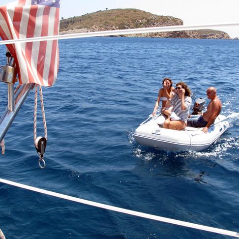 This is how we met - Catamaran #1