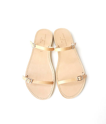 AVIV SANDALS NATURAL * SUMMER 2021 available in 2 colors