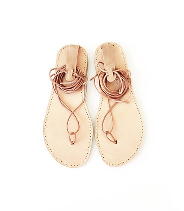 GAYA SANDALS NATURAL * SUMMER 2021 available in 2 colors