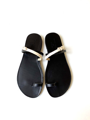 LIA SANDALS ALL BLACK -SUMMER 2020