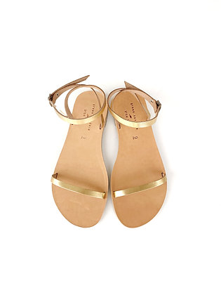 LIBA SANDALS ANCIENT GOLD - SUMMER 2020