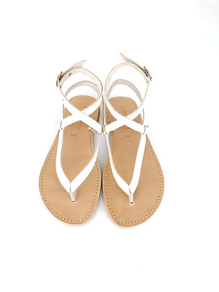 AYELET SANDALS OFF WHITE - SUMMER 2020