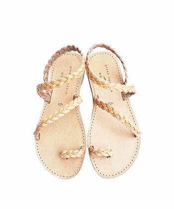 YAARA SANDALS NATURAL * SUMMER 2021 available in 2 colors