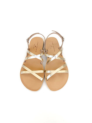 TAMAR SANDALS GOLD - SUMMER 2020