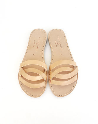 AHVA SANDALS NATURAL * SUMMER 2021 available in 2 colors