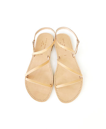 TEENA SANDALS NATURAL * SUMMER 2021 available in 4 colors