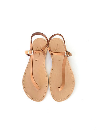 AHINOAM SANDALS SUEDE GINGER - SUMMER 2020