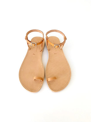 YAHALOM SANDALS TANNED - SUMMER 2020