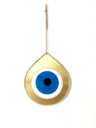 LARGE TIPA GOLD EYE - DEEP BLUE
