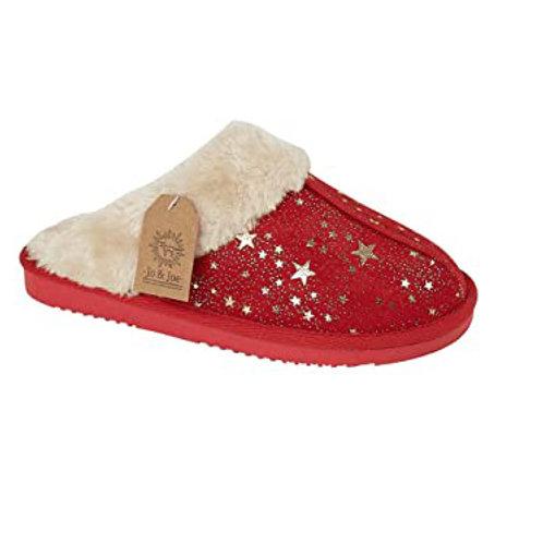 Red Tiggi Slipper