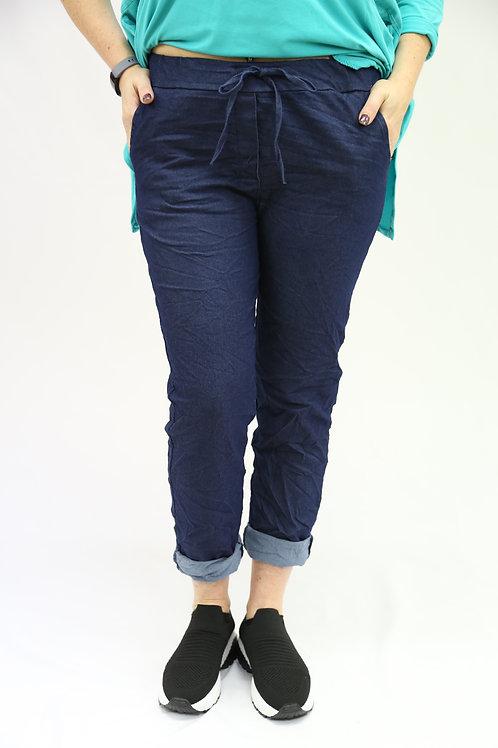 Daniella Denim Magic Trousers