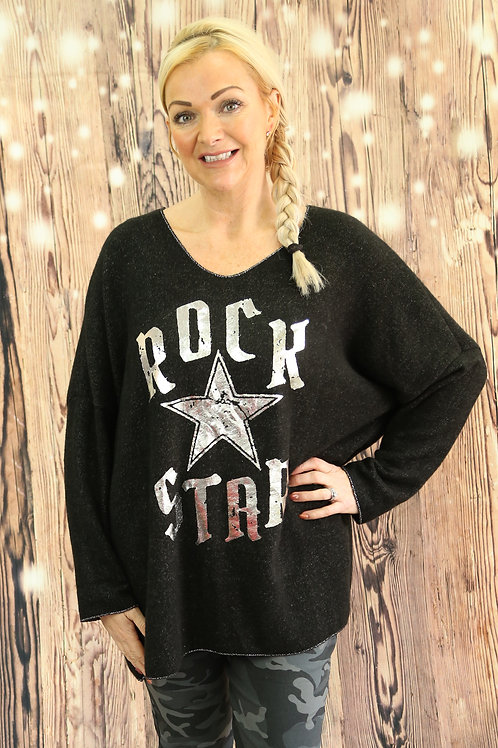 Soft Feel Rock Star Jumper