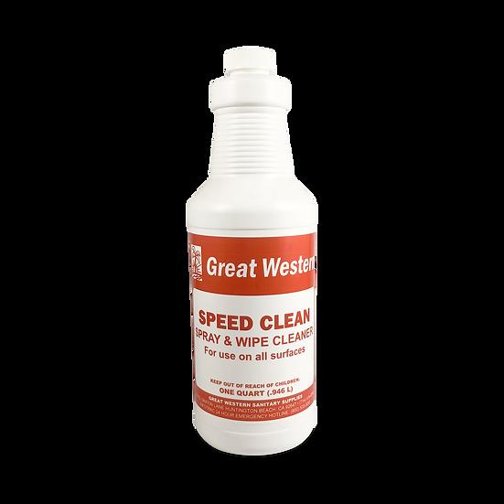 Great Western Speed Clean - 1 Quart