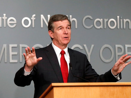 """Lawmakers Call on Cooper to Provide """"Specific Details"""" on When & How State of Emergency Will End"""