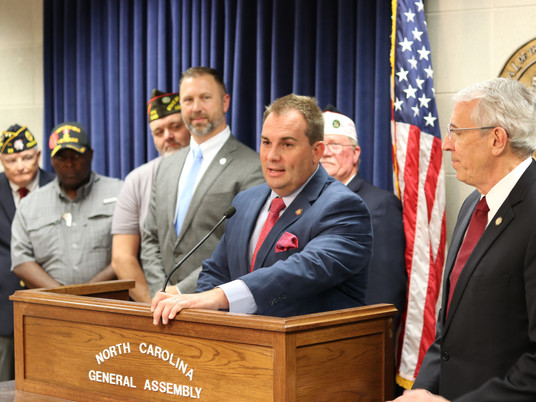 Rep. Bell Votes to Eliminate State Income Tax on Military Retirement Pay