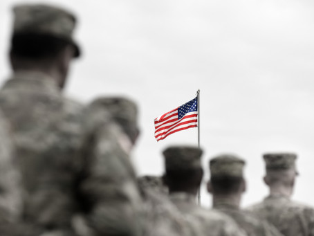 Bill to Waive DMV Fees & Extend Deadlines for Deployed Troops Signed Into Law