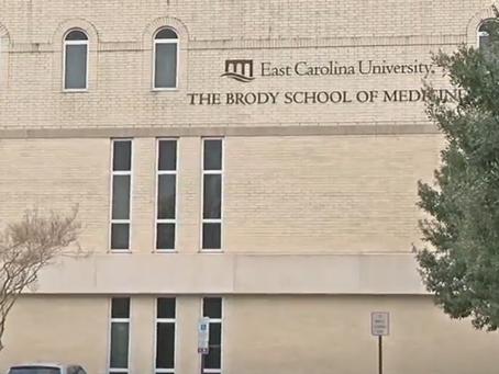 Majority Leader Bell Files Bill to Fund New ECU Brody School of Medicine