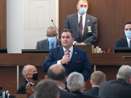 Rep. Bell: No one should have unilateral power to shut down NC — regardless of party