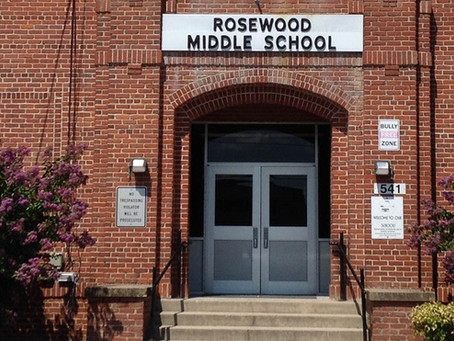 Rep. Bell Files Bill to Fund New Rosewood Middle School