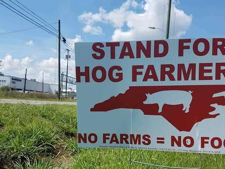 NC House Approves Farm Act