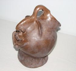 Utilitarian Head / Cabeza Util