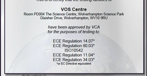 VOSC awarded VCA Approval