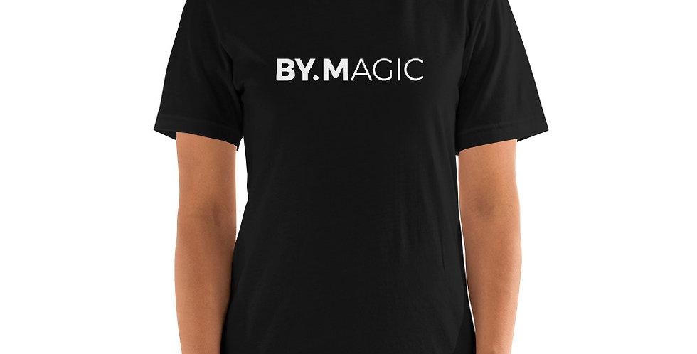 Black t-shirt BY.MAGIC