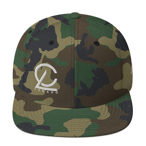 Camo Luxo Snapback Hat