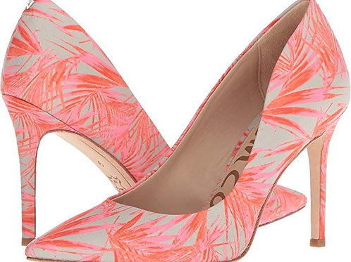 Туфли SAM EDELMAN Hazel pink palm print