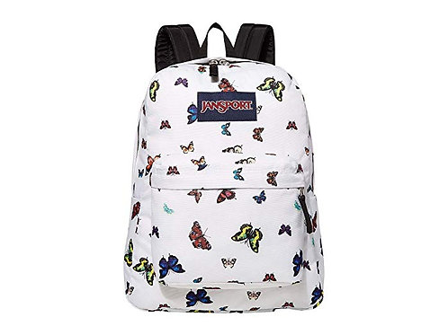 JanSport Superbreak Butterflies One Size