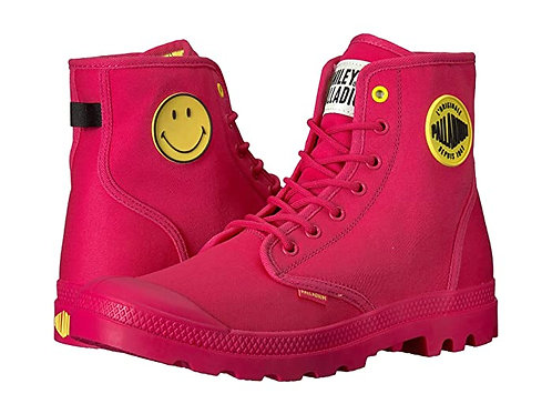 Ботинки Palladium Pampa Smiley Festbag