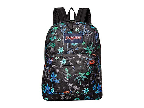 JanSport Superbreak Ghost Garden One Size