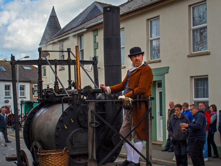 Trevithick Day 2017