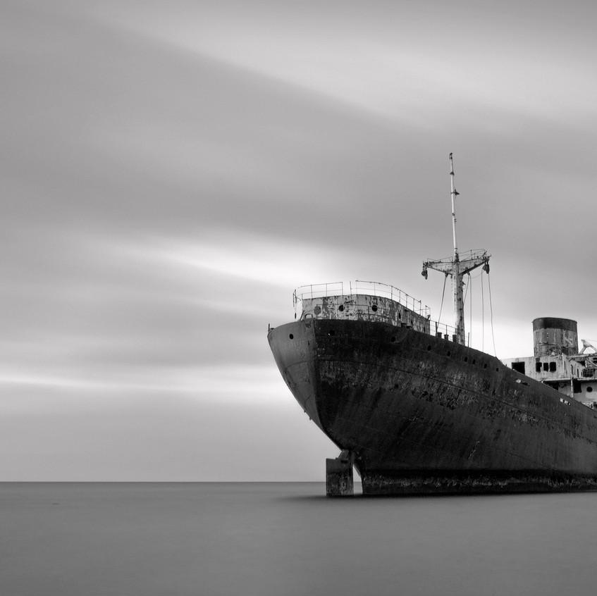 Telamon Wreck