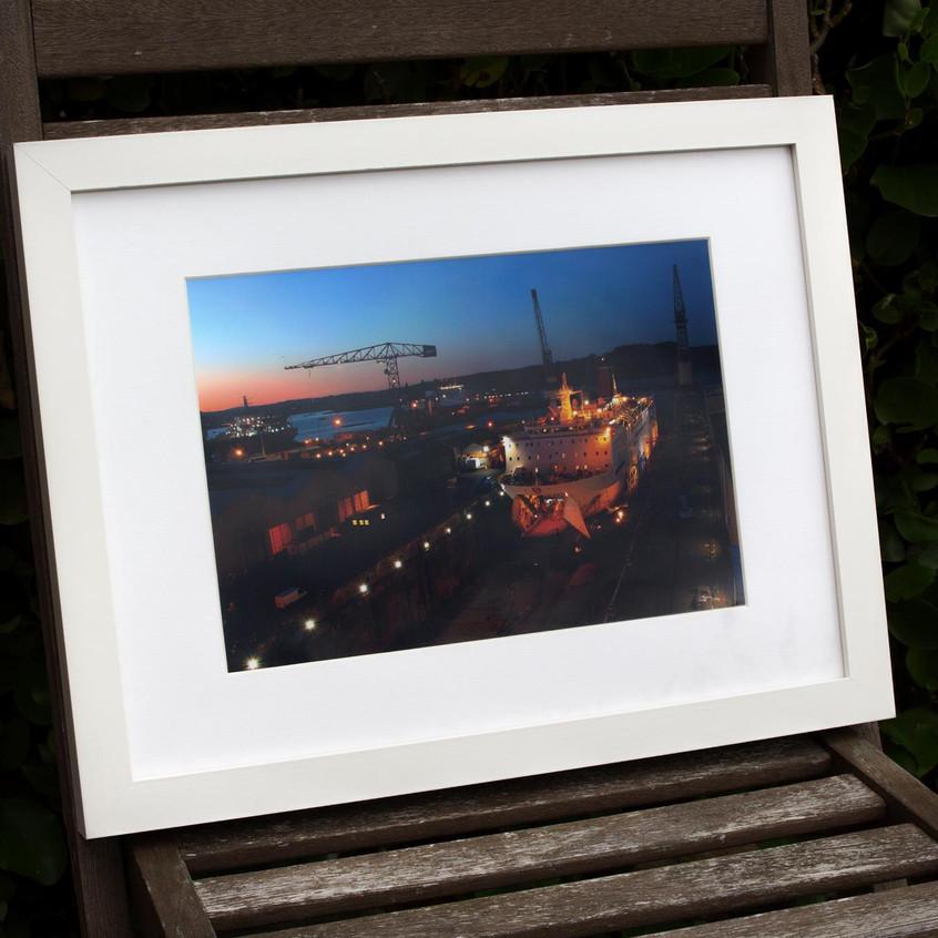 The Night Shift - Falmouth Docks