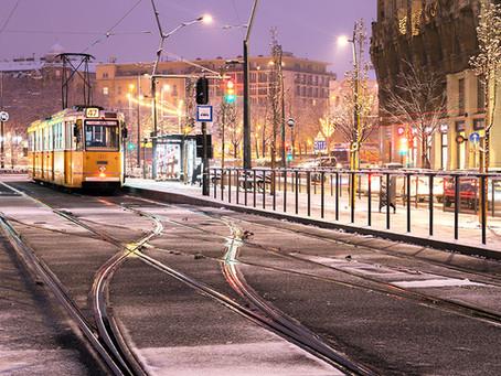 Budapest at Xmas