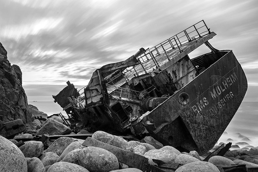 All That Remains (The Mulheim Wreck)
