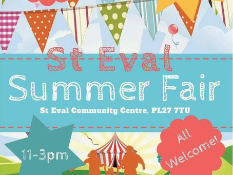 St Eval Summer Fair