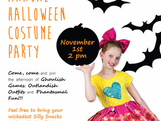Annual Halloween Costume Party