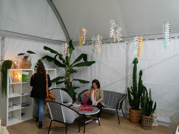 Salon Jardins, Jardin aux Tuileries
