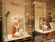 """Vitrines """"Nouvel an Chinois"""" Chopard"""