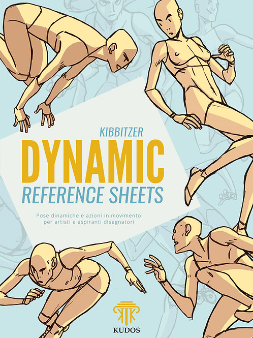 [Ebook] Dynamic Reference Sheets - Italian