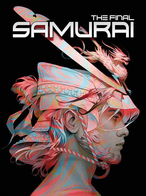 [ENG] The Final Samurai - DAMAGED COPIES