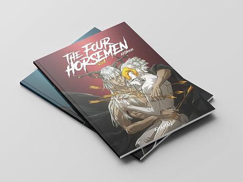 [ENG] The Four Horsemen - Bundle - DAMAGED COPIES!
