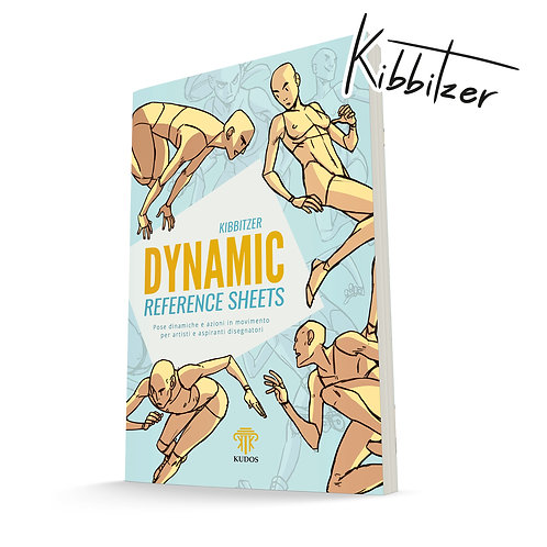 Kibbitzer - Dynamic Reference Sheets - SIGNED