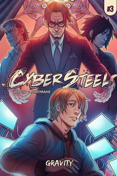 [ITA] CyberSteel 3 - Gravity