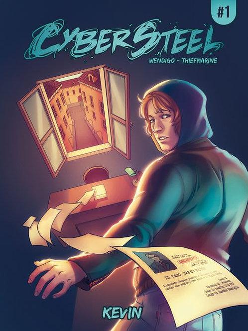 [ITA] CyberSteel 1 - Kevin