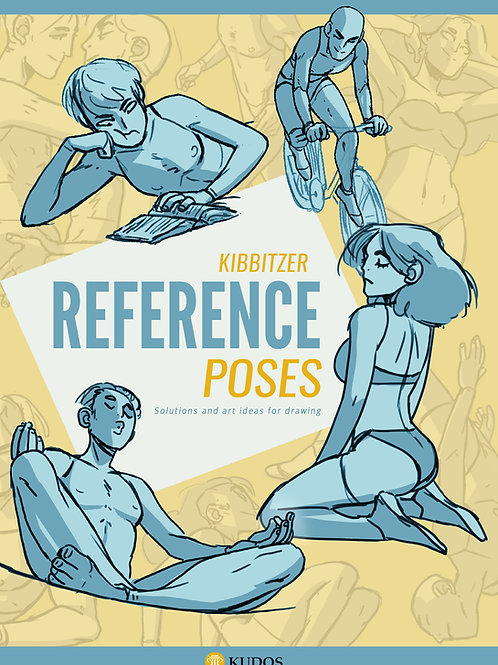 [Ebook] Reference Poses - English